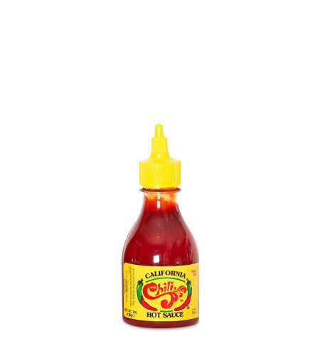 Just Chili California Hot Sauce, Small Bottle