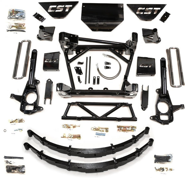 "CST Lift Kit 2011-2018 2500/3500 HD 8-10"" ALL STAGES"