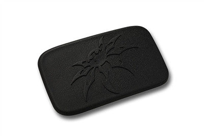Poison Spyder JK License Plate Delete Cover