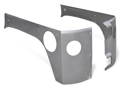 Poison Spyder JK 4 Door Rear Crusher Corners