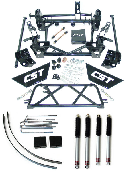 CST Lift Kit 2001-2010 2500/3500 HD 9""