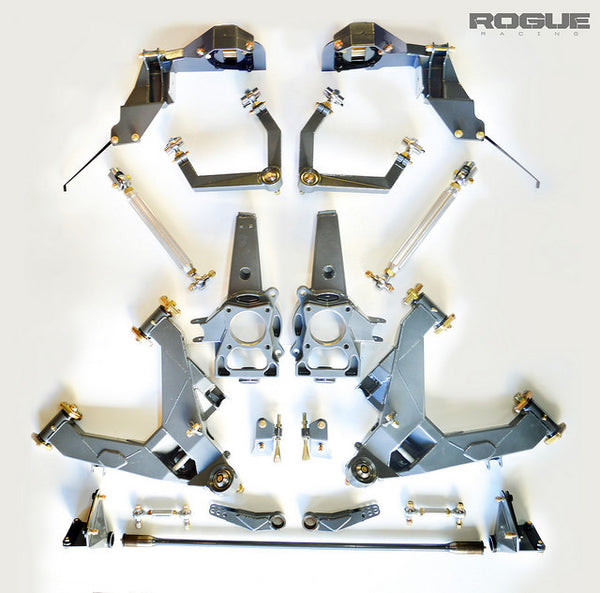 Rogue 2010-2014 Raptor Stage 4 Front Suspension Kit