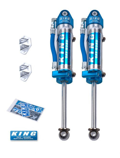 KING SHOCKS Jeep JK 07+ Rear Piggy Hose reservoir (with or with out compression adjusters)