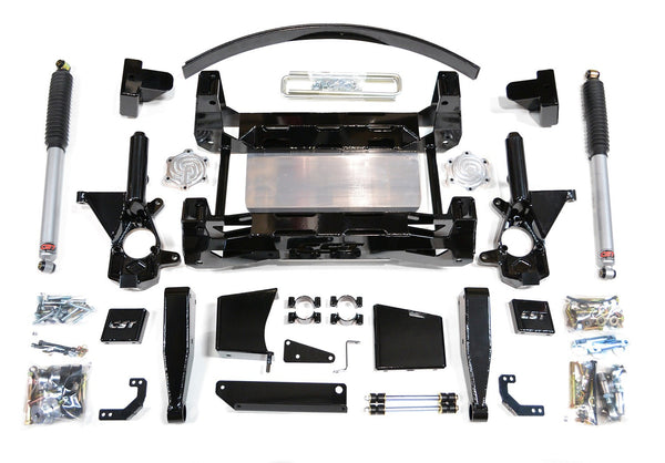 CST LIFT KIT | 2014-18 1500 P/U W/ STEEL O.E. SUSP. | 8""