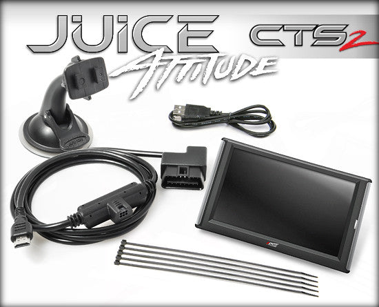 Edge 01-02 Dodge 5.9L Cummins Juice W/ Attitude CTS2 - 31501