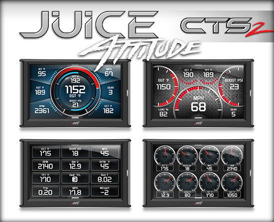 Edge 03-04 Dodge 5.9L Cummins Juice W/ Attitude CTS2 - 31502