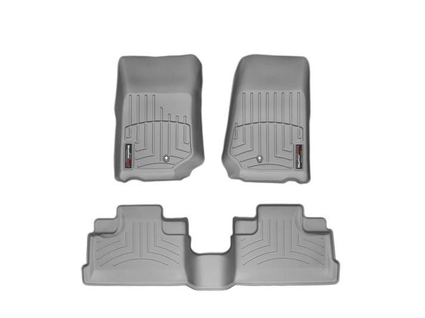 WeatherTech Jeep JK Wrangler 4 Door