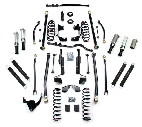 Teraflex JK Elite LCG PreRunner Long FlexArm Suspension System