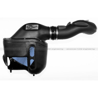 Magnum FORCE Stage-2 Si Pro-GUARD 7 Intake System; Ford Diesel Trucks 11-15 V8-6.7L
