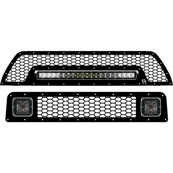 Rigid Toyota 4-Runner LED Grille Kit