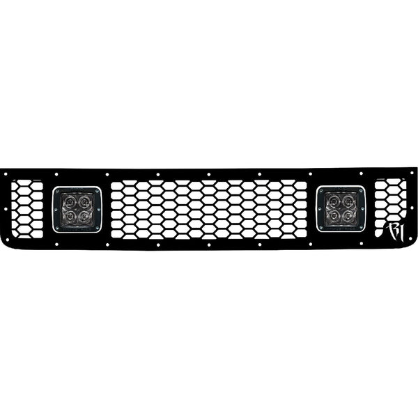 Rigid 2005-2014 Toyota FJ Cruiser Upper LED Grille