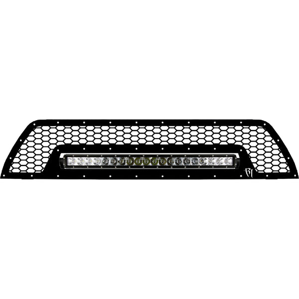 Rigid Toyota 4-Runner Upper LED Grille