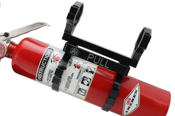 Deviant Quick Detach Fire Extinguisher Mount