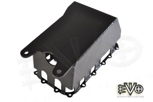 EVO MFG Jeep JK 2007-2011 ProTek Oil Pan Skid