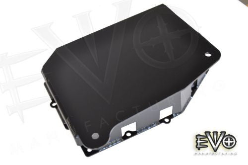 EVO MFG Jeep JK 2007-2011 ProTek Auto Transmission Pan Skid