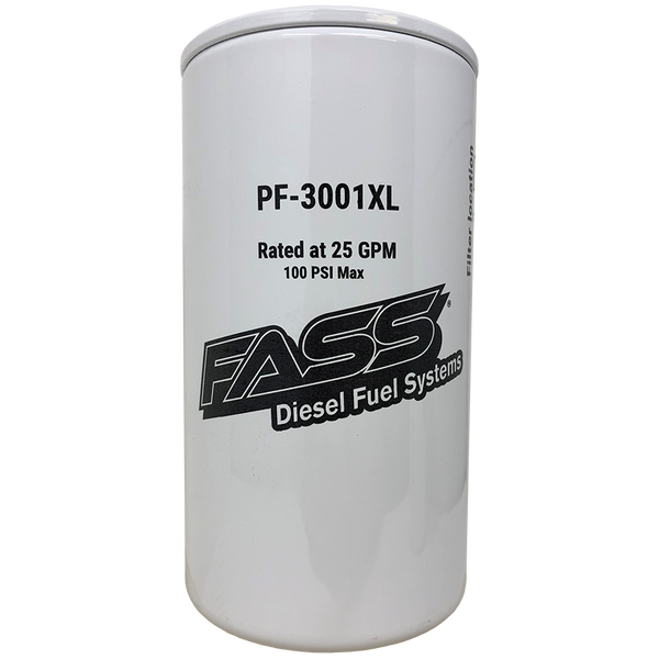 FASS TITANIUM SIGNATURE SERIES PARTICULATE FILTER PF-3001XL