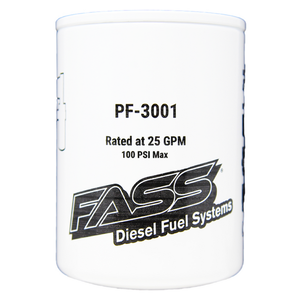FASS TITANIUM SIGNATURE SERIES PARTICULATE FILTER PF-3001
