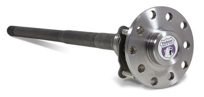 Yukon 1541H alloy axles offer a strength increase over stock while retaining a low cost. Yukon 1541H axles come with a one year warranty against manufacturing defects. This axle includes bearing, seal, retainer & ABS ring.