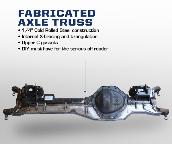 Fabricated Axle Truss