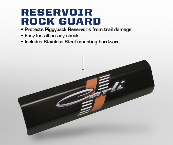 Carli Reservoir Rock Guard