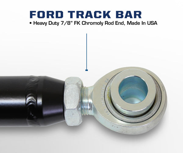 Carli Ford Adjustable Trackbar 05-16