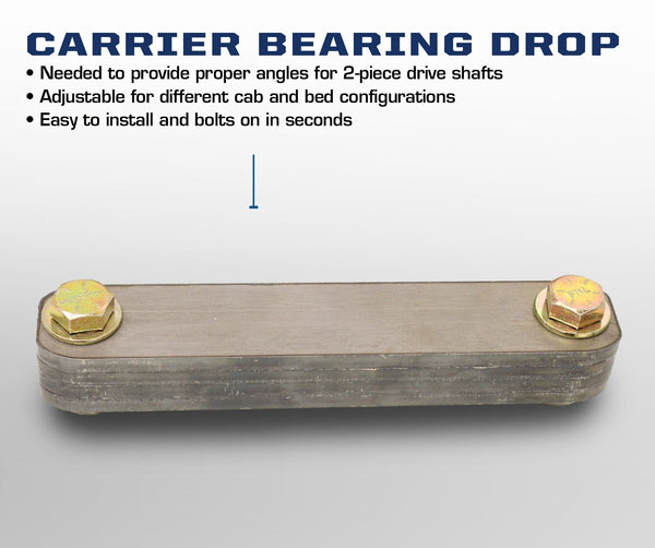 Carli Dodge Carrier Bearing Drop 03-13