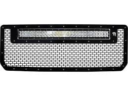 "Rigid 2015-2016 GMC 2500/3500 Grille with 30"" RDS"