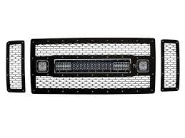 Rigid Ford F250/F350/FX4 Grille 2008-2010 4WD