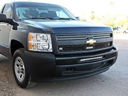 Rigid Chevy 1500 (2011-2013), 2500/3500 (2007-2010) Bumper Mount