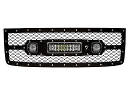 Rigid 2011-2014 GMC 2500/3500 LED Grille