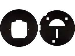 Rigid GMC 2008-2013 1500 & 2008-2010 2500/3500 Fog Light Kit