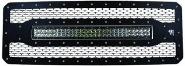Rigid 2011-2016 Ford F-250/F-350 Super Duty LED Grille