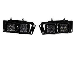Rigid 2010-2015 Dodge Ram Fog Light Kit