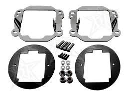 Rigid Industries 2007-2015 JK Fog Light Kit