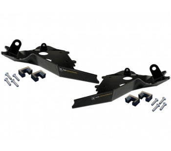 ICON Raptor Lower Control Arm Skid Plate System