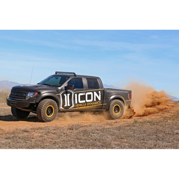 ICON Raptor 3.0 Suspension System - Stage 4