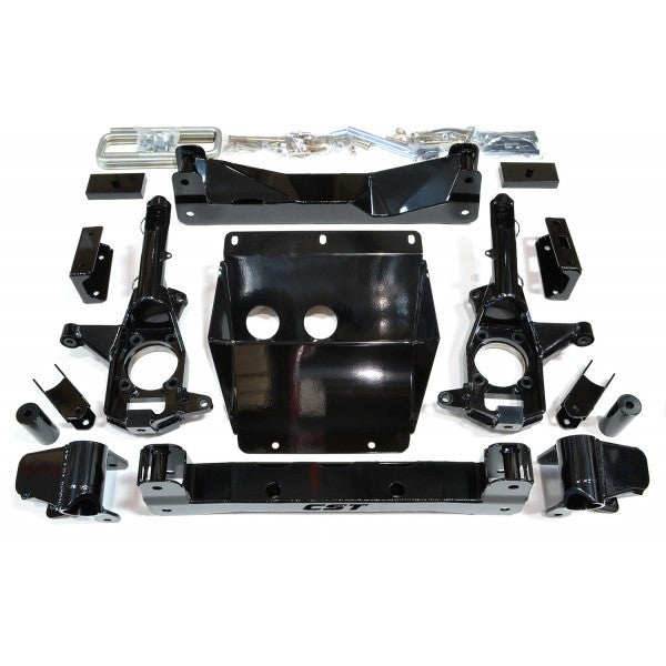 "CST S.T.L. High Clearance LIFT KIT | 2011-2018 GM 2500HD | 3-6"" ALL STAGES"