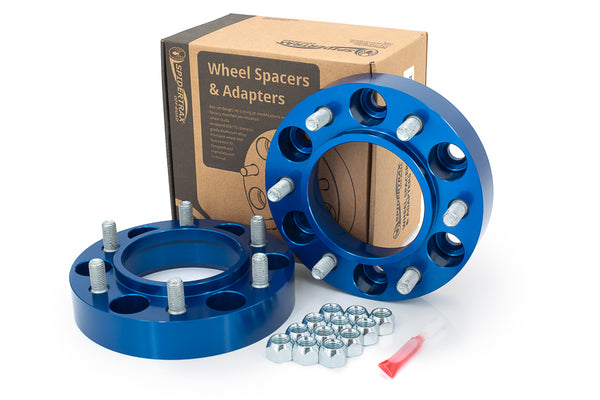 "Spidertrax Toyota 1.25"" wheel spacer"
