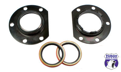 "Yukon axle bearing & seal kits are specially designed for each application & use all high quality bearings & seals.   8.75"" Chrysler axle bearing adjuster & seal kit. This axle bearing & seal kit services one side only."