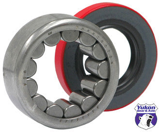 "Yukon axle bearing & seal kits are specially designed for each application & use all high quality bearings & seals.   R1561TV axle bearing and seal kit for semi-floating GM 9.5"", TorringtonBrand, 2.985"" OD, 1.700"" ID. This axle bearing & seal kit services one side only."