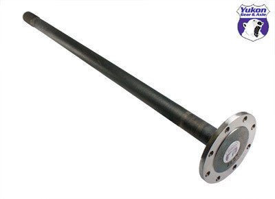 "Yukon replacement axle shaft for Dana S111, 34 spline, 38.64"" long. Yukon axles come with a one year warranty against manufacturing defects."