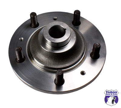 Yukon Two piece axle hub for Model 20. fits stock type axle.  Yukon hubs come with a 1 year warranty against manufacturing defects.