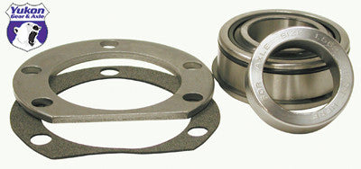 "Yukon axle bearing & seal kits are specially designed for each application & use all high quality bearings & seals.   Axle sealed ball bearing (one side) for 8.75"" Chrysler. Not recommended for truck or racing applications.  This axle bearing & seal kit services one side only."