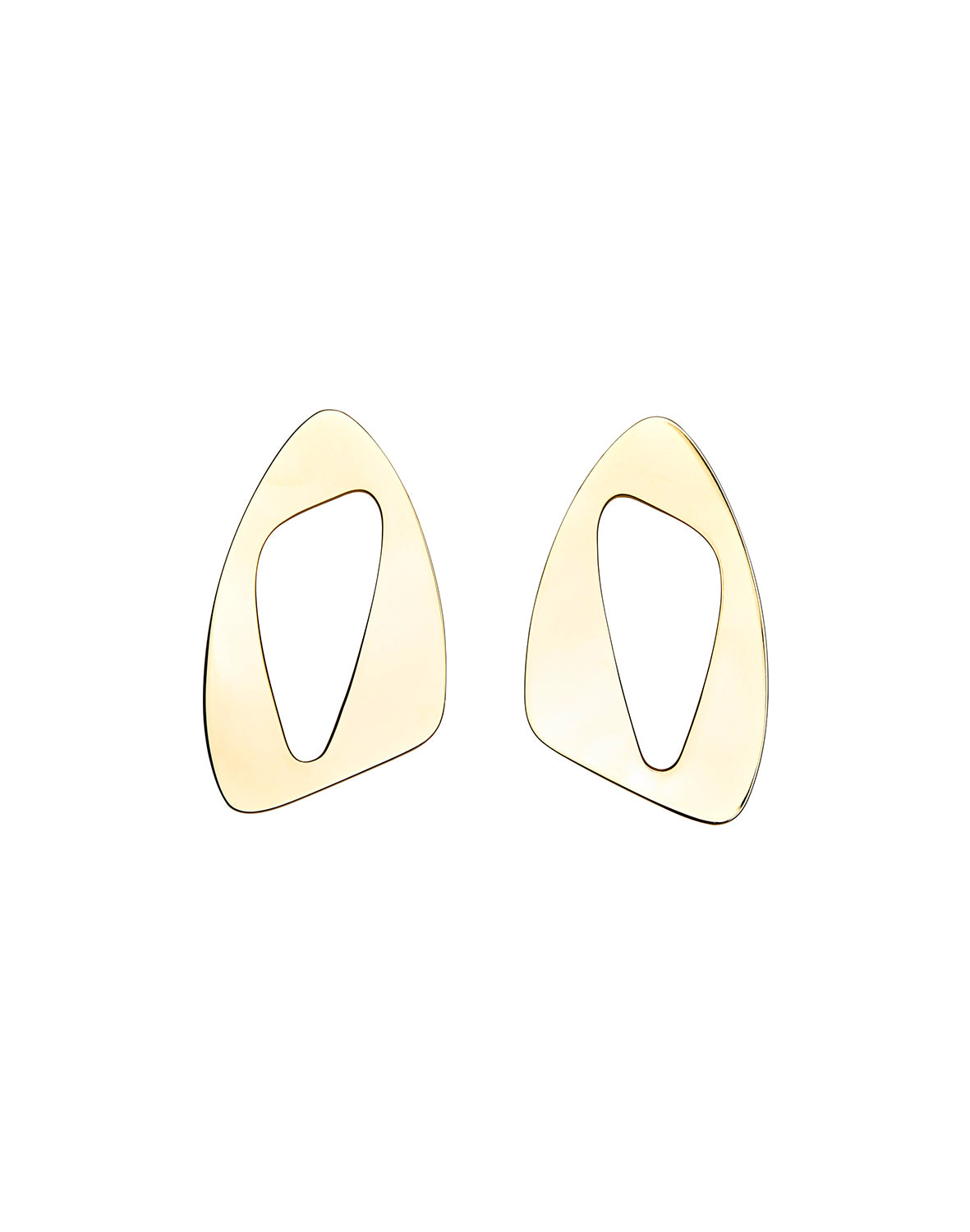 Amorphous Extruded Earrings