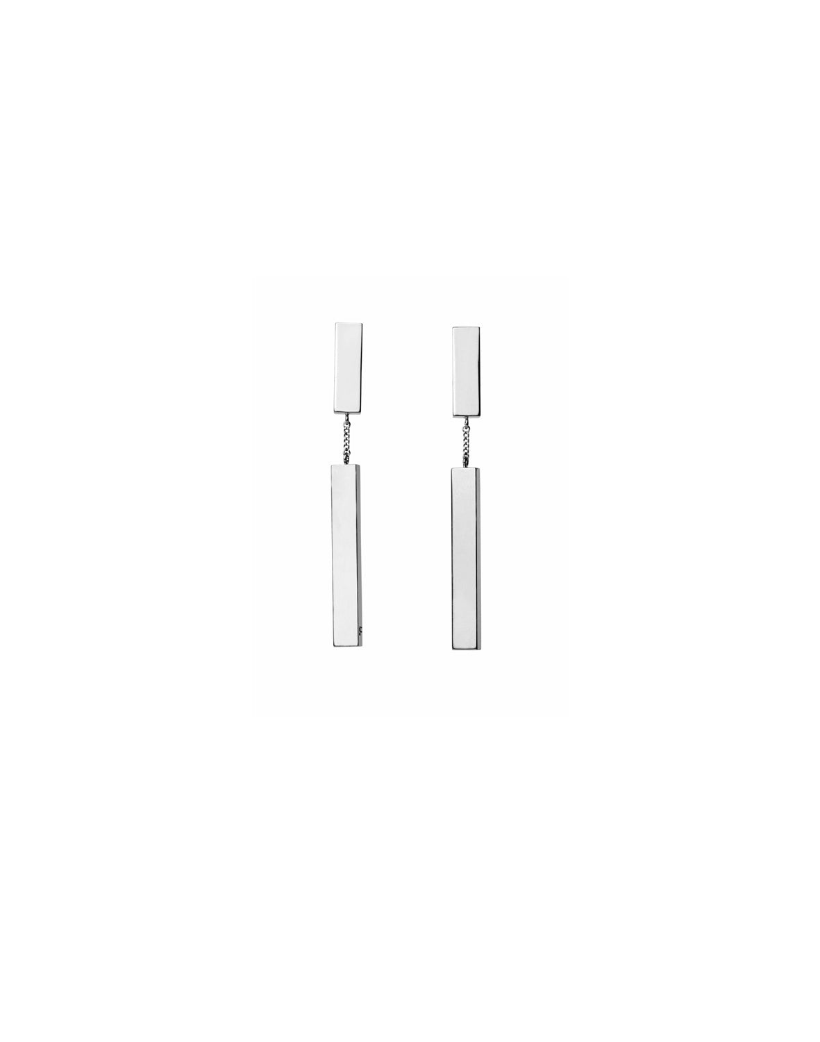 Vertical Element Mobile earrings