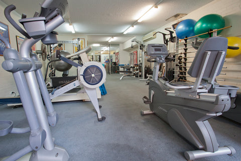 Physiotherapy rehab gym Pyrmont