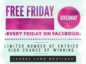 Laurel Lynn Boutique Free Friday