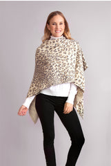 Simply Noelle On the Wild Side Cardi Wrap