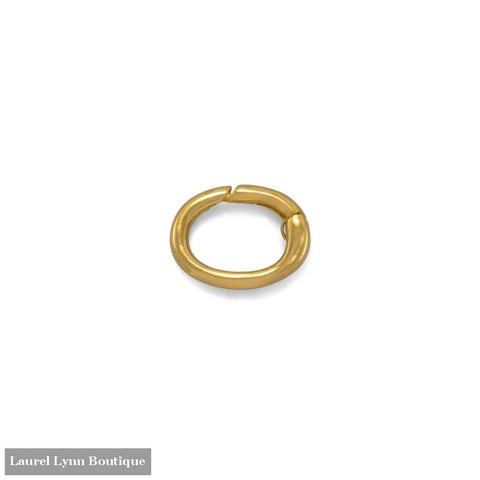 14 Karat Gold Plated Adapter Component - Liliana Skye - Blairs Jewelry & Gifts