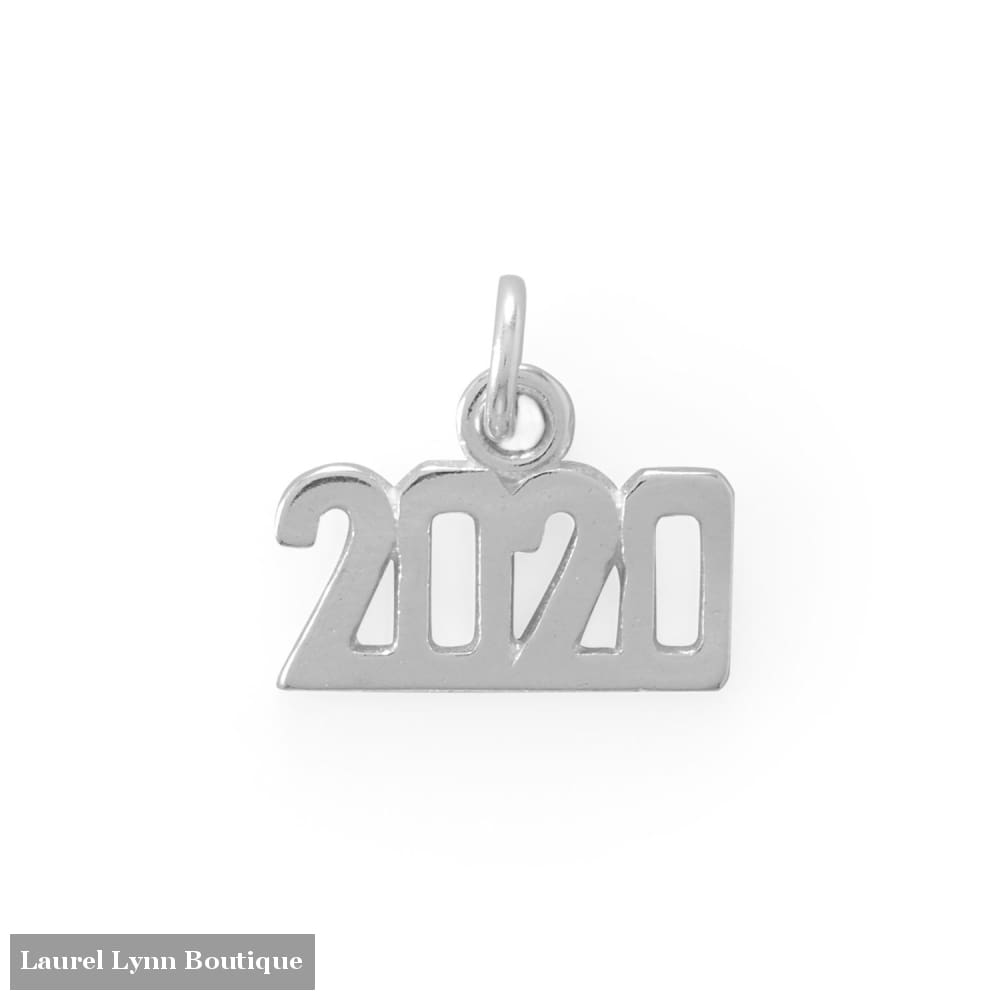 Beginning of a New Decade! 2020 Polished Charm - 74636 - Liliana Skye